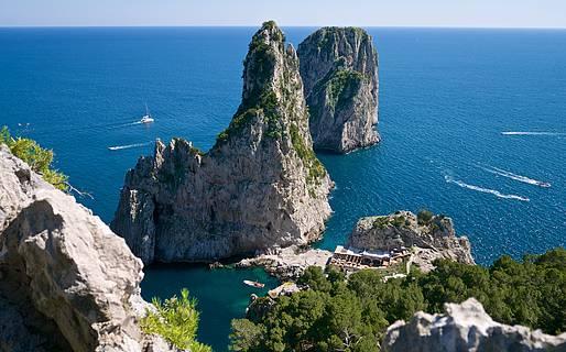 Da Luigi ai Faraglioni Balne�rios Capri