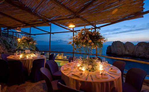 Lido del Faro Restaurants Anacapri