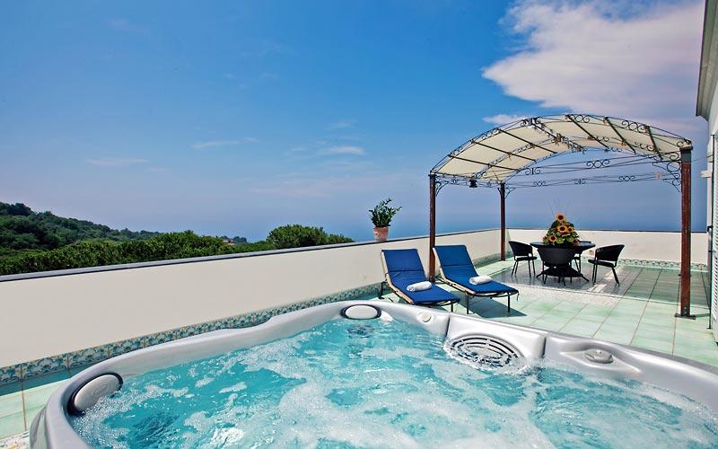 Hotel Villa Lubrense Spiaggia