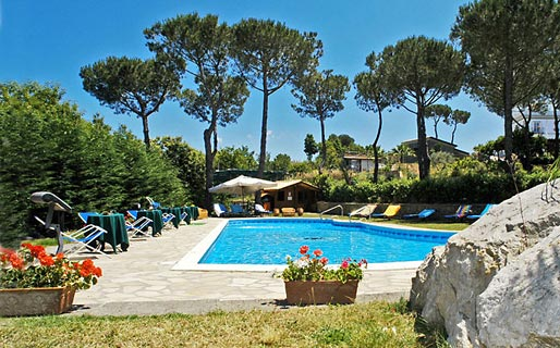Oasi Olimpia Relais Hotel 4 Stelle Sant'Agata sui Due Golfi