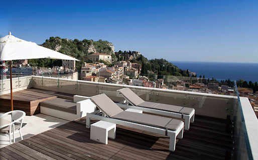 Hotel NH Collection Taormina Hotel 5 stelle Taormina
