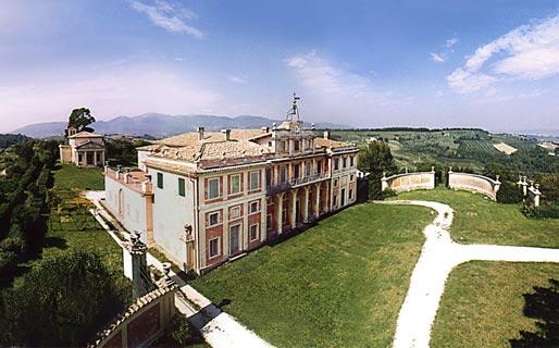Villa Pianciani Historical Residences Spoleto