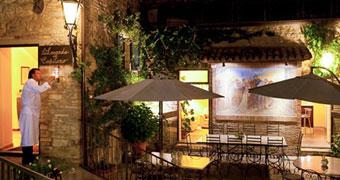 La Locanda del Capitano Montone Perugia hotels