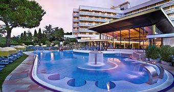 Hotel Terme Esplanade Tergesteo Montegrotto Terme Rovigo hotels