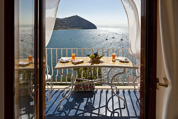 Hotel Villa Margherita Via Del Parco Margherita Napoli