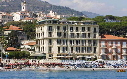 Hotel Parigi 4 Star Hotels Bordighera