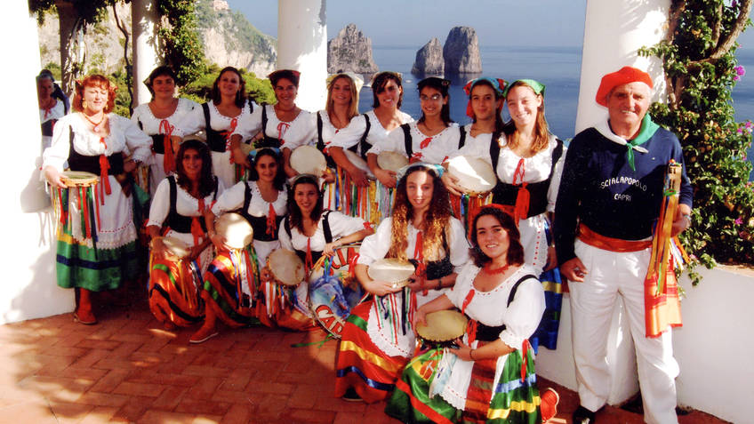Scialapopolo - folklore Weddings and Events Capri