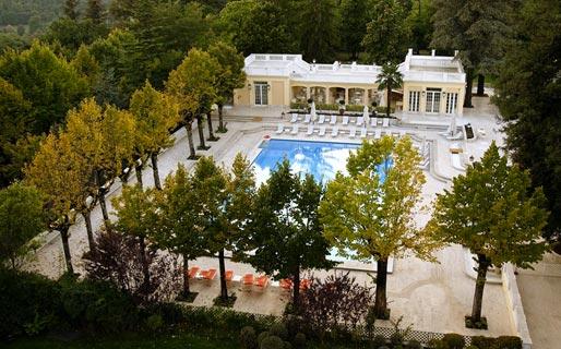 Grand Hotel Palazzo della Fonte Fiuggi Hotel