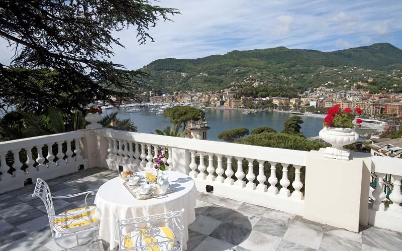 Hotel santa margherita palace