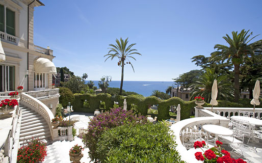 Imperiale palace hotel santa margherita ligure and 24 for Boutique hotel genova