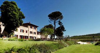 Griffin's Resort Orvieto Deruta hotels