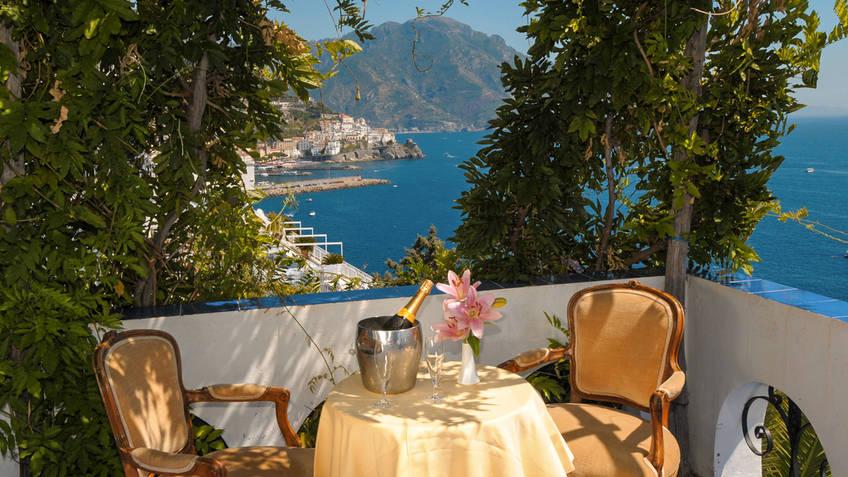 Hotel dei Cavalieri Hotel 3 estrelas Amalfi