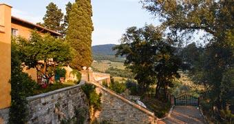 Villa di Campolungo Fiesole Firenze hotels
