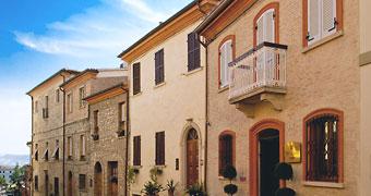 Oste del Castello Verucchio Rimini hotels