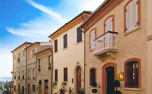 Oste del Castello Verucchio Hotel