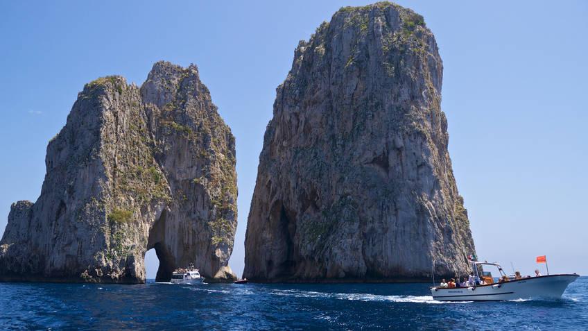 Motoscafisti di Capri Trasporti e noleggio Capri