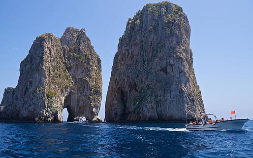 Motoscafisti di Capri Transport and Rental Capri