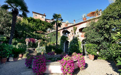 Villa Sermolli Historical Residences Buggiano Castello