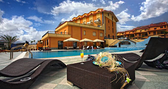 Grand Hotel Paradiso Catanzaro Catanzaro hotels