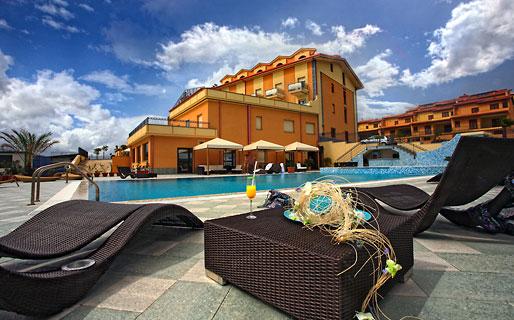 Grand Hotel Paradiso 4 Star Hotels Catanzaro
