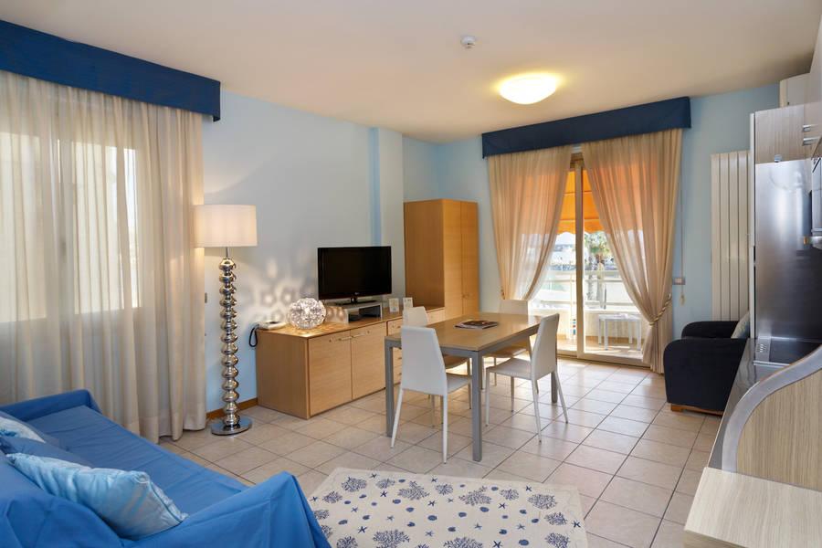 Residence dei Due Porti | Hotel Sanremo