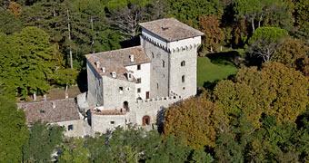 Castello di Magrano Gubbio Gualdo Tadino hotels