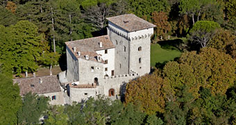 Castello di Magrano Gubbio Assisi hotels