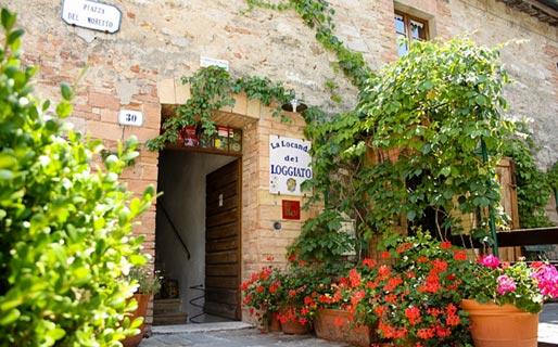 Locanda del loggiato bagno vignoni e 98 hotel - Bagno vignoni mappa ...