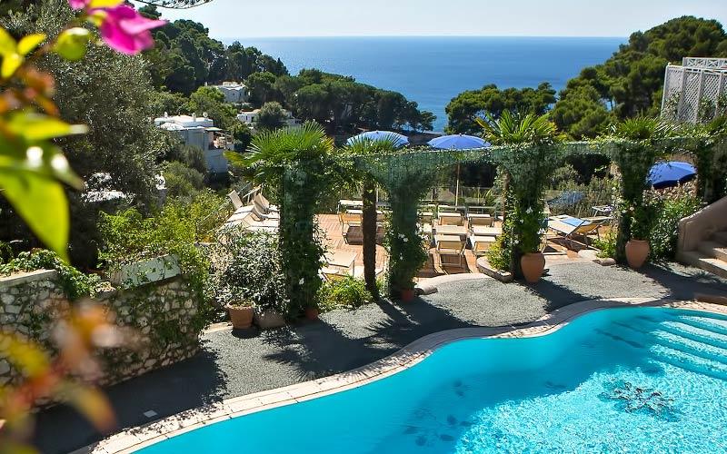 La Floridiana Hotel 4 Stelle Capri