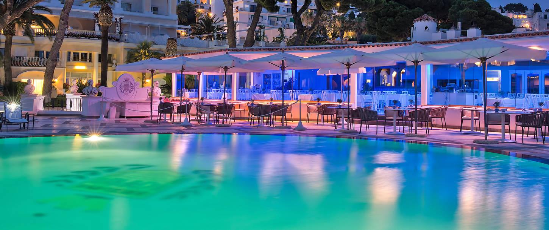 Grand Hotel Quisisana Via Camerelle  Capri