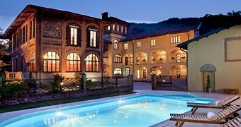 Villa Soleil Colleretto Giacosa Biella hotels
