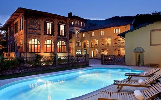 Villa Soleil Residenze d'Epoca Colleretto Giacosa