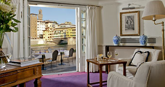 Hotel Lungarno Firenze Giotto's bell tower hotels