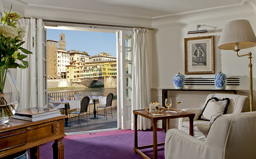 Hotel Lungarno 4 Star Hotels Firenze