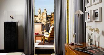 Portrait Roma Roma Villa Borghese hotels