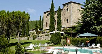 Castello di Spaltenna Gaiole in Chianti Siena hotels