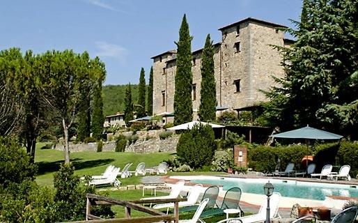 Castello di Spaltenna Gaiole in Chianti Hotel