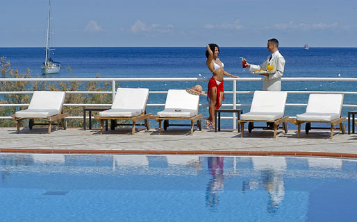 Hotel Hermitage Hotel 5 stelle Portoferraio, Isola d'Elba