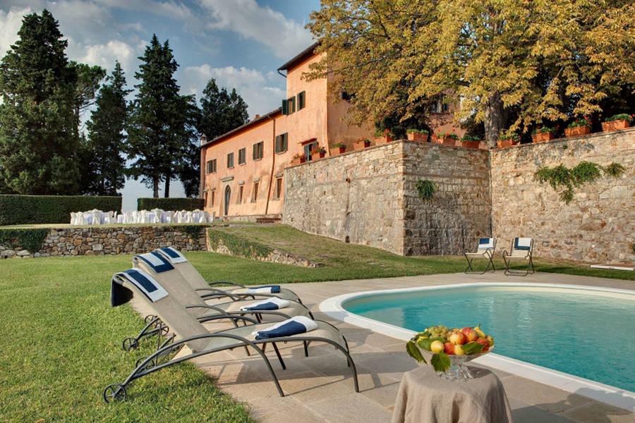 Villa Nozzole Greve In Chianti And 94 Handpicked Hotels