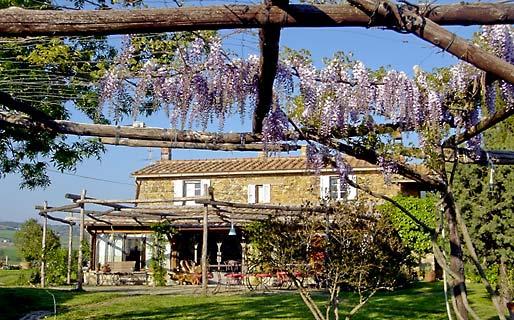 La Fornacina Holiday Homes Saturnia
