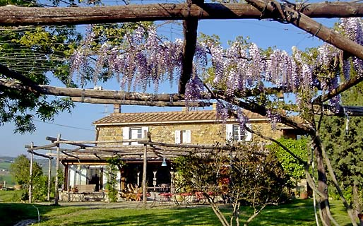 La Fornacina Holiday Homes Saturnia