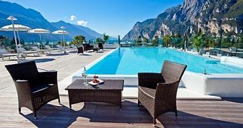 Hotel Kristal Palace Riva del Garda Riva del Garda hotels