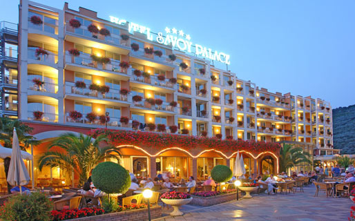 Hotel Savoy Palace 4 Star Hotels Riva Del Garda