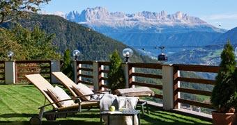Chalet Grumer Suites&Spa Soprabolzano Castelrotto hotels