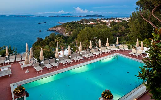 Hotel Le Querce Hotel 4 Stelle Ischia