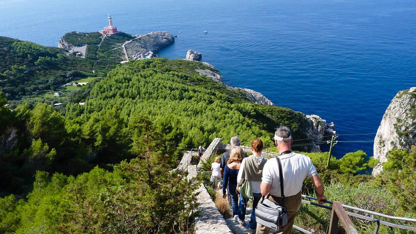 Kaire Arte Capri Guia Turístico Anacapri