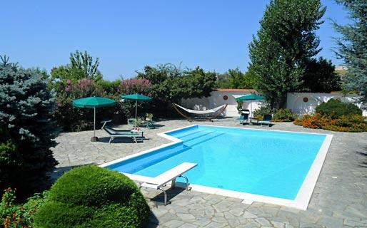 Villa Batiuska House rental Anacapri