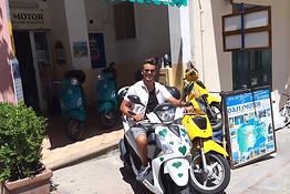 Oasi Motor - 10% de desconto no aluguel de scooter