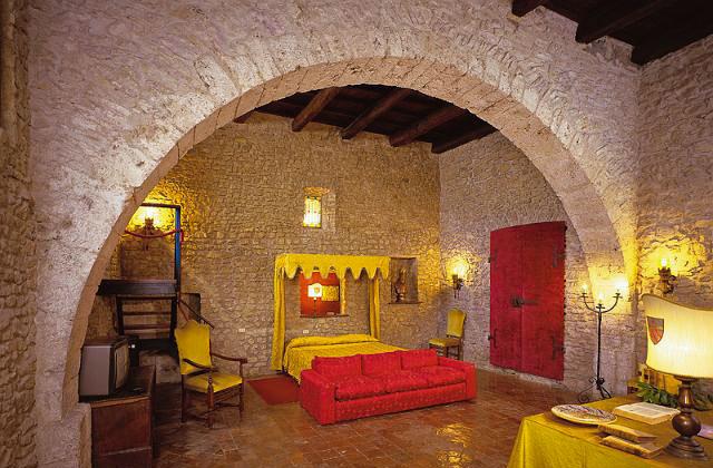 ... Hotel Castello Orsini Nerola