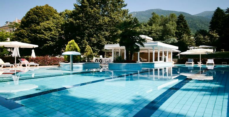 Grand Hotel Imperial Levico Terme Italy
